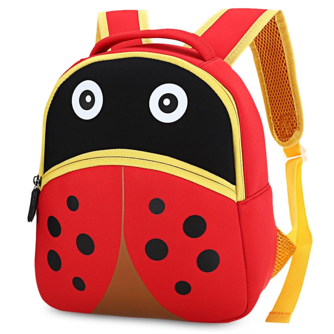 Σχολική Τσάντα Πλάτης Πασχαλίτσα Για Παιδιά Νηπιαγωγείου - Animal Cartoon Love Bug Σχεδίαση - OEM - 3972