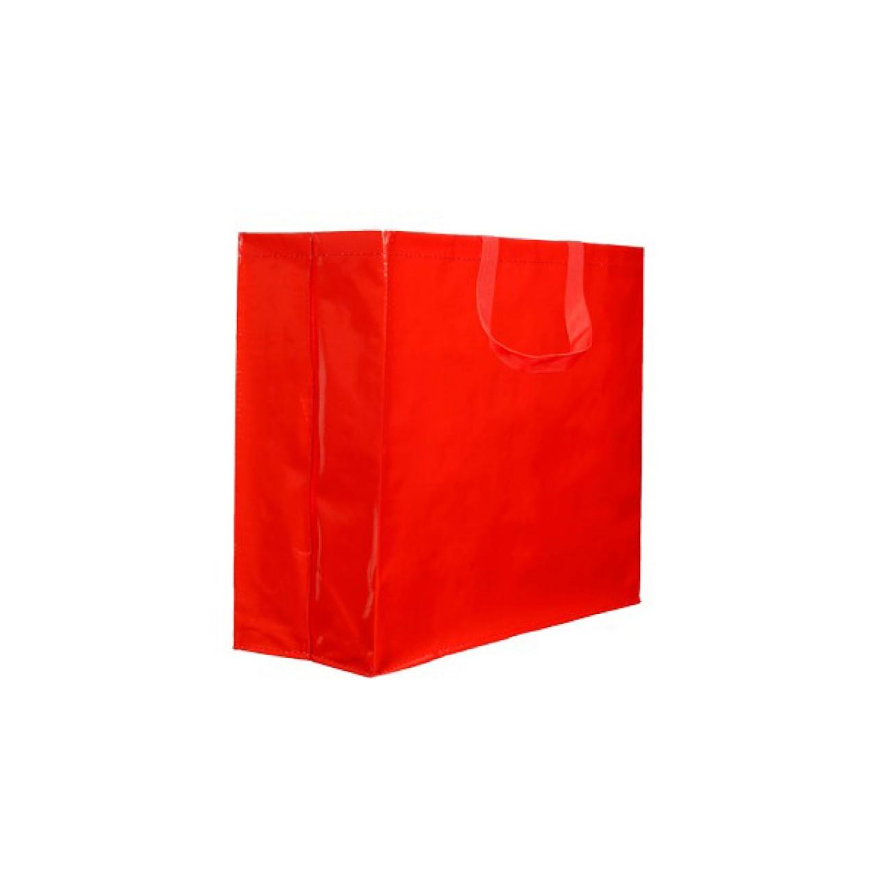 Shopping Bag UBAG ORLANDO Κόκκινη - 3308